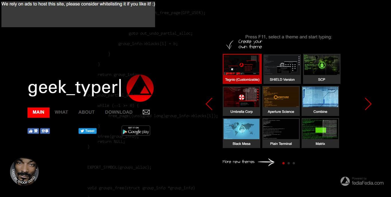 在线假装黑客装逼网站分享_不懂汇编入侵代码也能装黑客